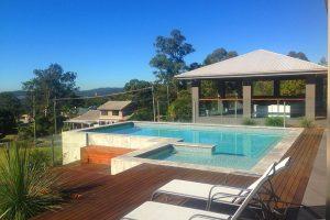 Abiveground pool builder and Landscaper in Brisbane